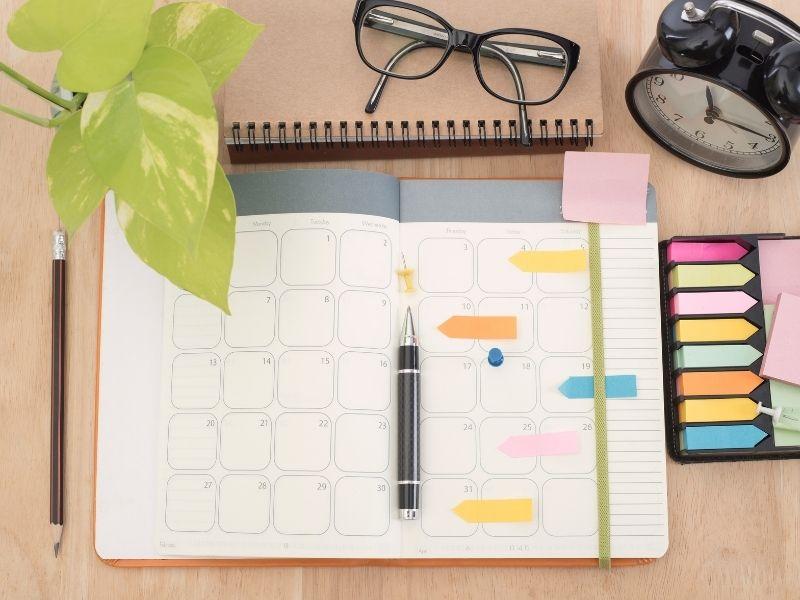 Calendario per Piano Editoriale